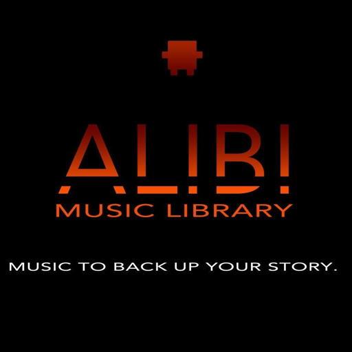 ALIBI Music Library logo