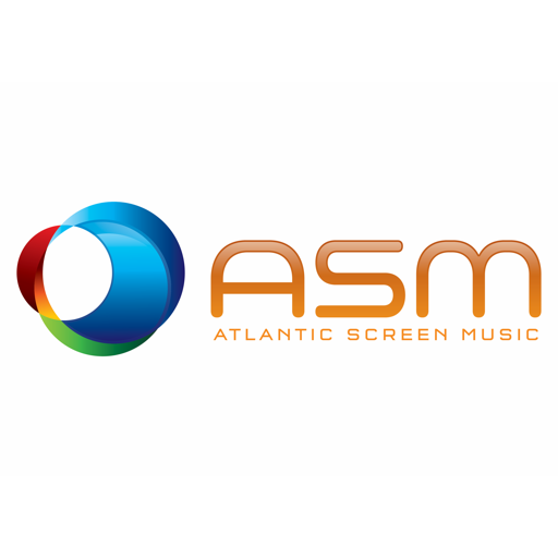 Atlantic Screen Music Film Soundtracks logo