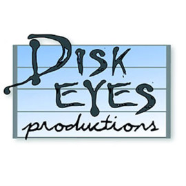 Disk Eyes Productions logo