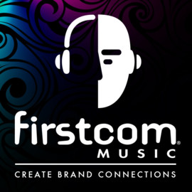 FirstCom Music logo