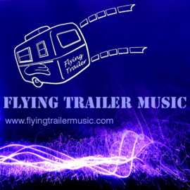 Flying Trailer Music logo