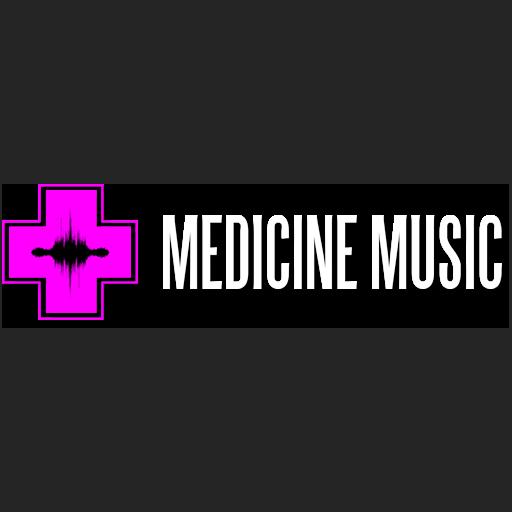 Medicine Music logo