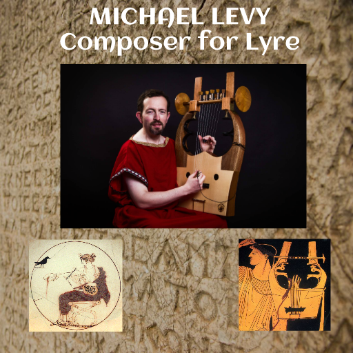 Michael Levy - Composer for Lyre logo