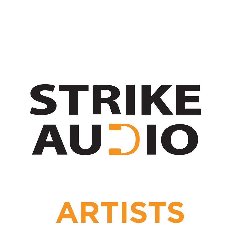 Strike Audio Artists logo