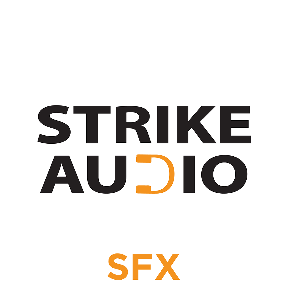 Strike Audio Sound Design SFX logo