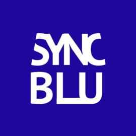 SyncBlu logo
